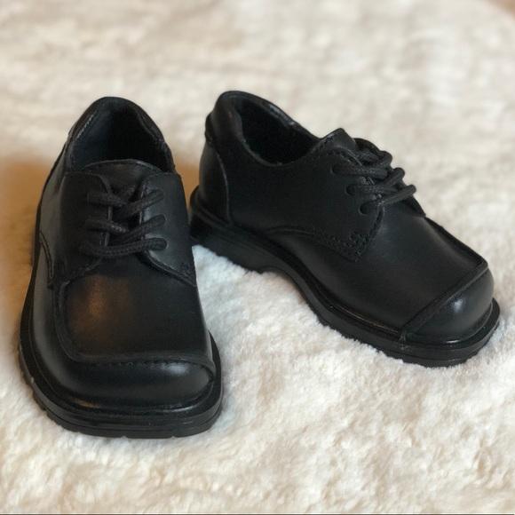 1a1f8036d9d0 🆕Reaction Kenneth Cole Black I-Spy Jr dress shoes